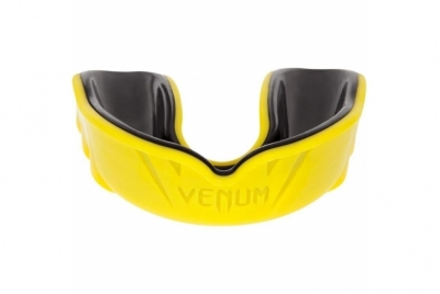 CHALLENGER MOUTHGUARD BLACK/YELLOW VENUM