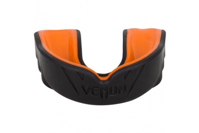 CHALLENGER MOUTHGUARD BLACK/ORANGE VENUM