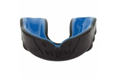 CHALLENGER MOUTHGUARD BLACK/BLUE VENUM