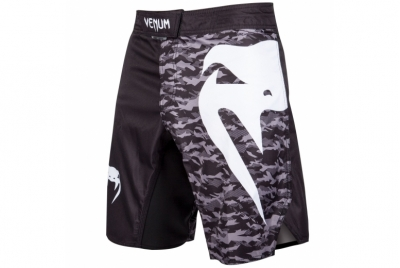 LIGHT 3.0 FIGHTSHORTS - BLACK/URBAN CAMO VENUM