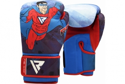 9U MOTIF KIDS BOXING GLOVES RDX