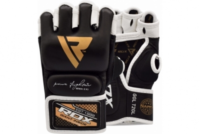 T2 LEATHER MMA GLOVES RDX