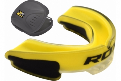 GEL GUM SHIELD MOUTHGUARD KIDS RDX