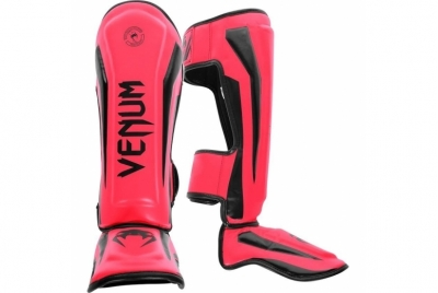 ELITE STANDUP SHIN GUARDS - PINK VENUM