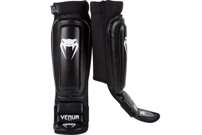 360 MMA SHIN GUARDS - BLACK VENUM