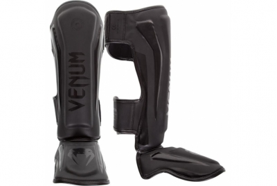 ELITE STANDUP SHIN GUARDS - MATTE/BLACK VENUM