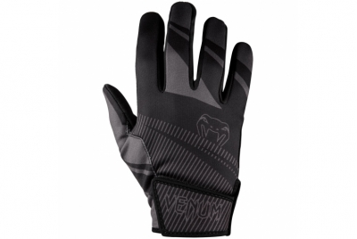 RUNNER GLOVES - BLACK/GREY VENUM