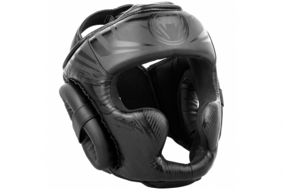 GLADIATOR 3.0 HEADGEAR - MATTE BLACK VENUM