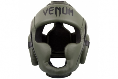 ELITE HEADGEAR - KAKI/BLACK VENUM