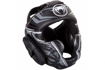 GLADIATOR 3.0 HEADGEAR - BLACK/WHITE VENUM