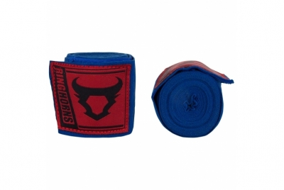 RINGHORNS CHARGER HANDWRAPS - 4M - BLUE