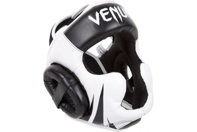 CHALLENGER 2.0 HEADGEAR - BLACK/WHITE VENUM