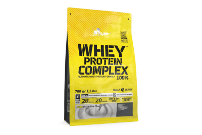 WHEY PROTEIN COMPLEX 100% 0,7 KG DOYPACK PEANUT BUTTER OLIMP