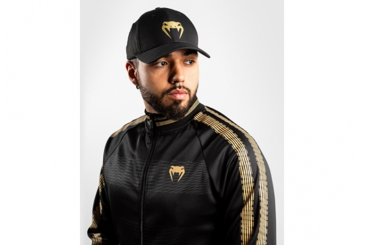 VENUM CLUB 182 HAT - BLACK/GOLD