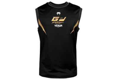 PETROSYAN DRY TECH TANK TOP - BLACK/GOLD VENUM