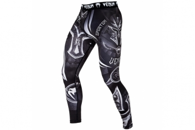 GLADIATOR 3.0 SPATS - BLACK/WHITE VENUM