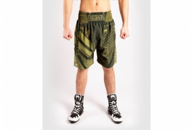 LOMA COMMANDO BOXING SHORTS - KHAKI VENUM
