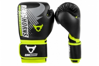 CHARGER MX BOXING GLOVES RINGHORNS