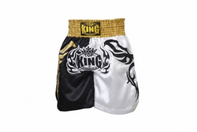 SPODENKI KICKBOXING BOKSERSKIE TOP KING