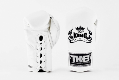 RĘKAWICE BOKSERSKIE MUAY THAI COMPETITION TOP KING
