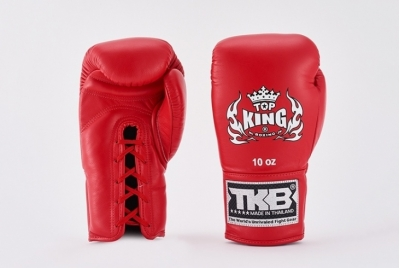 RĘKAWICE BOKSERSKIE MUAY THAI PRO TOP KING