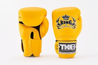 RĘKAWICE BOKSERSKIE MUAY THAI SUPER AIR TOP KING