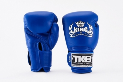 RĘKAWICE BOKSERSKIE MUAY THAI SUPER TOP KING