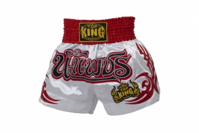 SPODENKI BOKSERSKIE MUAY THAI TOP KING
