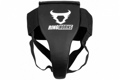 Ringhorns Charger Groin Guard & Support - For Women - Black