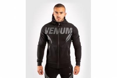 Venum ONE FC Impact Hoodie - Black/Black