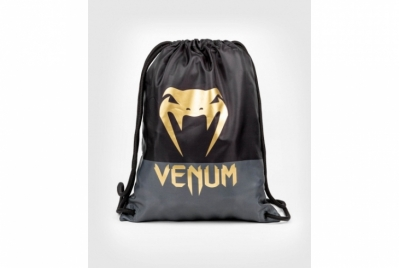 Venum Classic Drawstring Bag - Black/Bronze