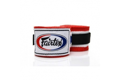FAIRTEX BANDAŻE/OWIJKI BOKSERSKIE THAI FLAG