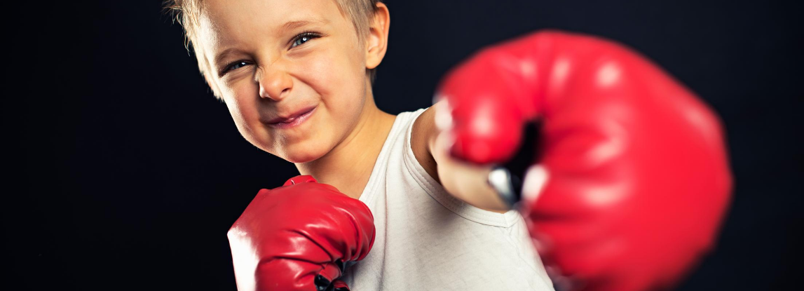 10 good reasons to sign up your kids for fight sports trainings